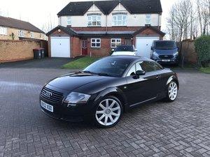 2003 Audi TT 225bhp*Quattro*Owned 8 Years*105k*FSH*BOSE*MINT