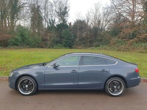 2010 Audi A5 Sportback TDi.. 6 Speed Manual.. Very Nice Spec..FSH