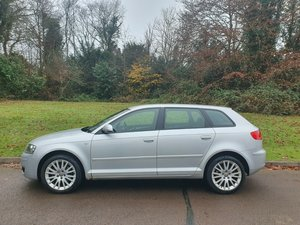 2008 Audi A3 TDi SE.. 6 Speed Manual.. 5 Door.. P/X To Clear