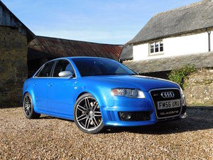 2006 Audi RS4 quattro 4.2 V8 saloon - 55k miles, superb