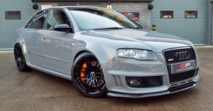 Picture of 2006 Audi RS4 4.2 V8 Nardo Grey Huge Specification Rare Example!