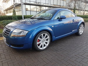 2003 225 BHP Quattro.1 Lady owner from new.F/S/H.