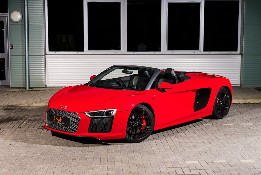 Audi R8 Spyder 2017/67 For Sale (picture 1 of 6)