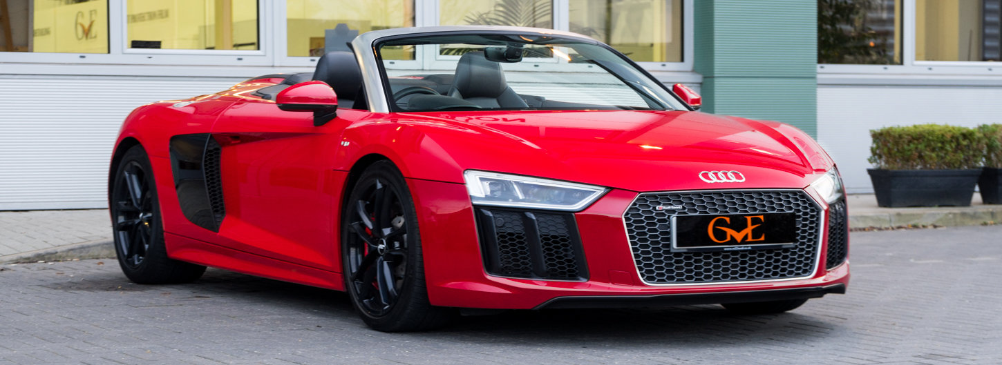 Audi R8 Spyder 2017/67 For Sale (picture 2 of 6)