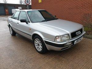 1992 Audi 80 2.0e 35k full history very clean MINT