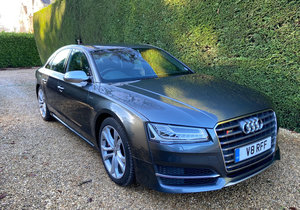 2015 S8 V8 4.0 BiTFSI 520 PS engine NOW £23995.00 SOLD