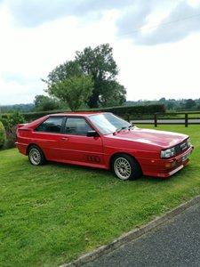 1985 Audi UR Quattro