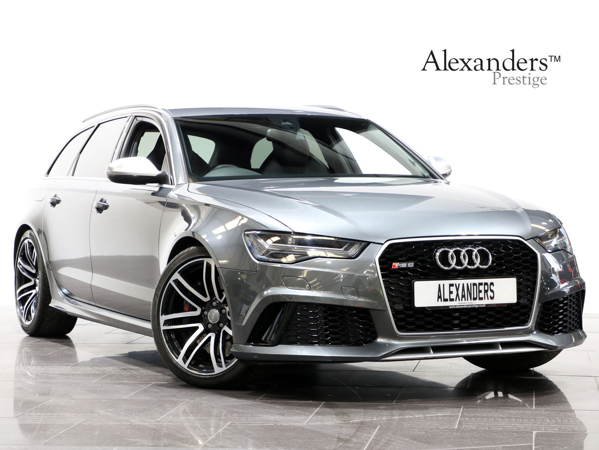 2015 15 65 AUDI RS6 AVANT 4.0 TFSI AUTO For Sale (picture 1 of 6)