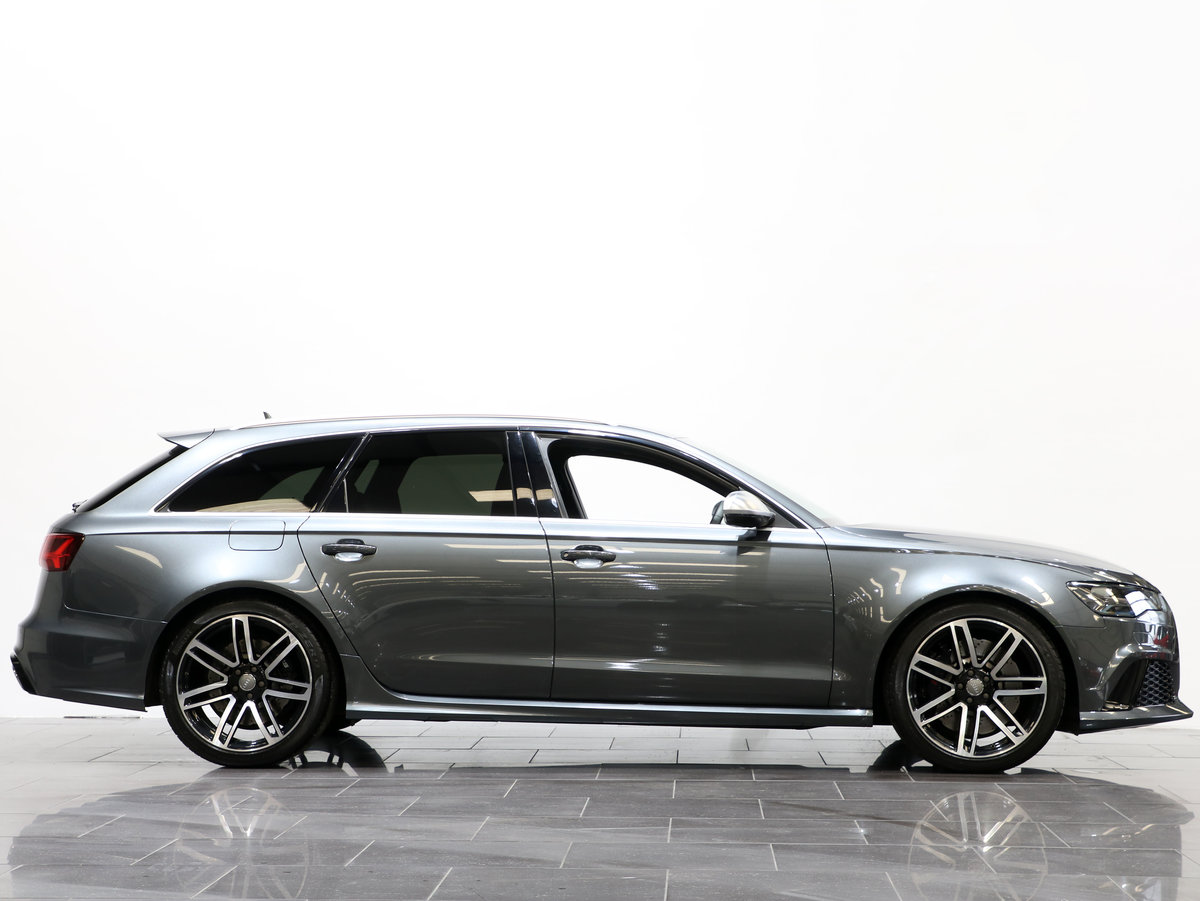 2015 15 65 AUDI RS6 AVANT 4.0 TFSI AUTO For Sale (picture 2 of 6)