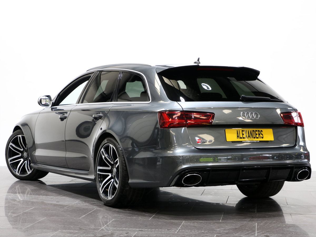 2015 15 65 AUDI RS6 AVANT 4.0 TFSI AUTO For Sale (picture 3 of 6)
