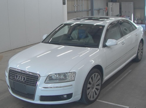 2006 AUDI A8 4.2 V8 QUATTRO LONG WHEEL BASE 4 WHEEL DRIVE AUTO For Sale
