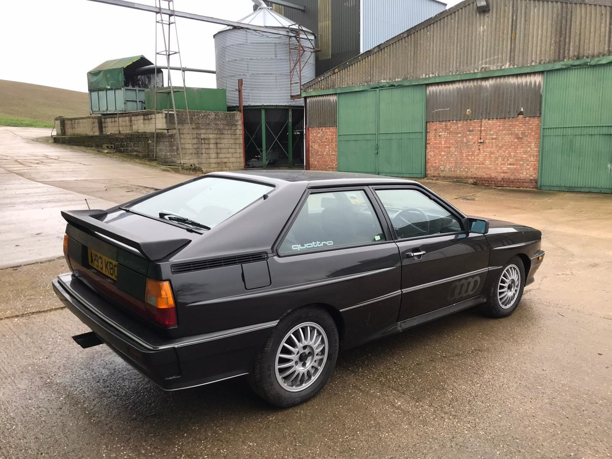 1984 Audi Quattro Turbo (WR) For Sale by Auction (picture 3 of 6)