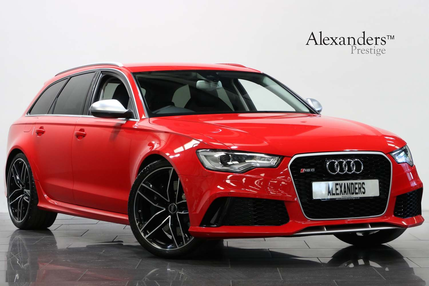 2014 14 64 AUDI RS6 AVANT 4.0T V8 FSI AUTO For Sale (picture 1 of 6)