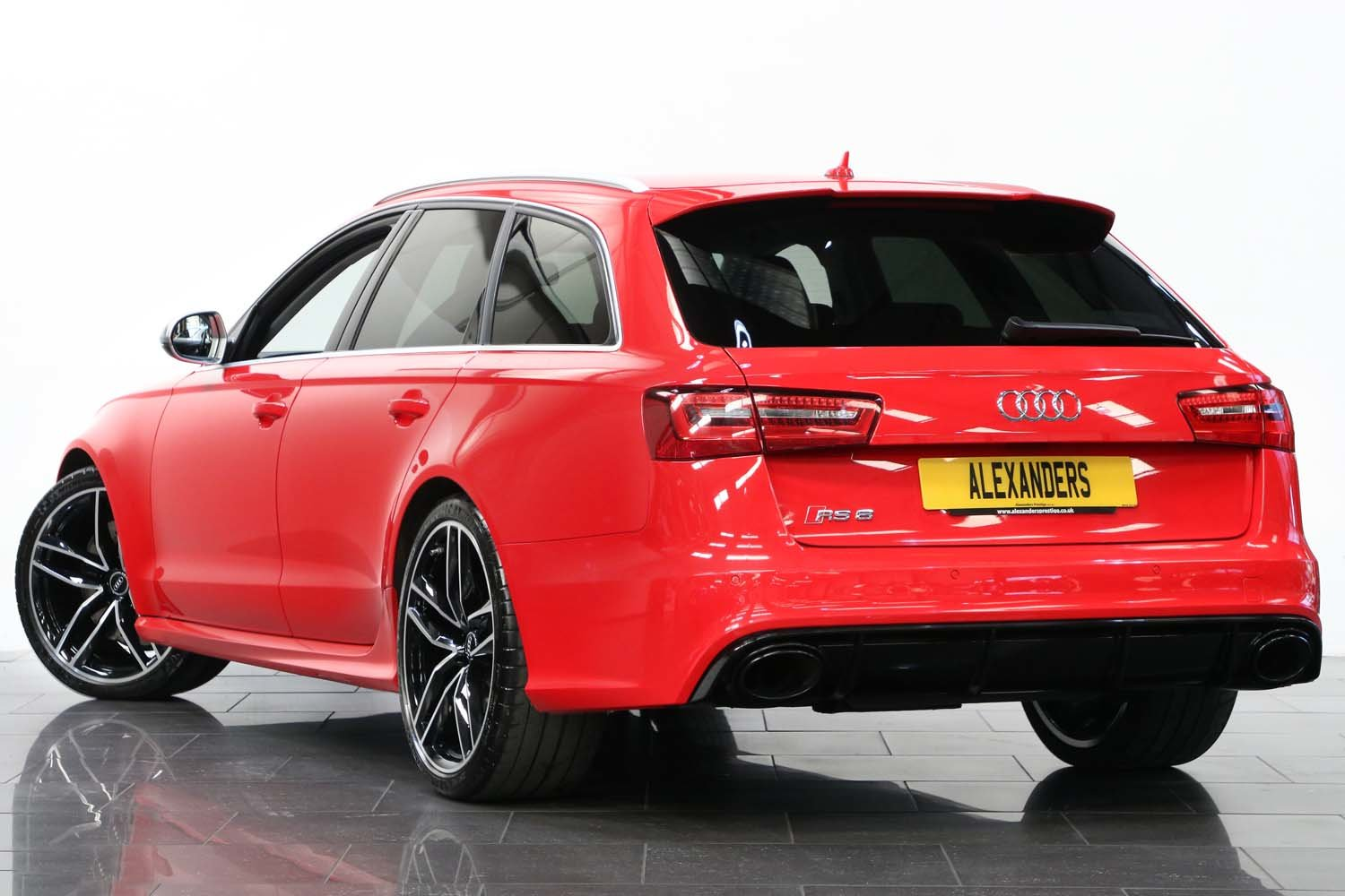 2014 14 64 AUDI RS6 AVANT 4.0T V8 FSI AUTO For Sale (picture 3 of 6)