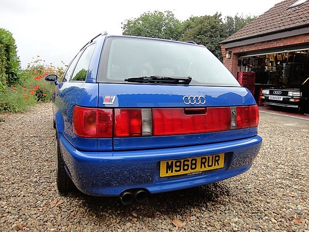 1994 Rare Audi RS2 Avant.Stunning unique 430bhp example For Sale (picture 1 of 6)