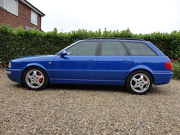 1994 Rare Audi RS2 Avant.Stunning unique 430bhp example For Sale (picture 2 of 6)