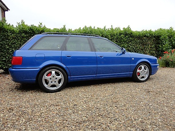1994 Rare Audi RS2 Avant.Stunning unique 430bhp example For Sale (picture 3 of 6)
