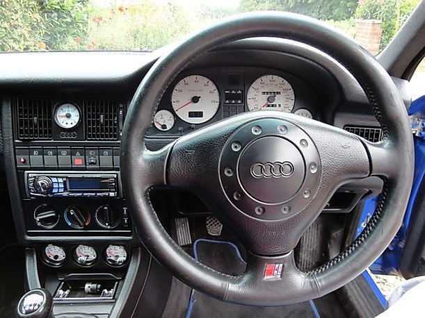1994 Rare Audi RS2 Avant.Stunning unique 430bhp example For Sale (picture 6 of 6)