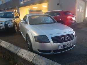 2001 AUDI  TT 1.8 TURBO  4X4  EXCELLENT CONDITION