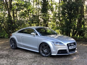 Audi TTS Black Edition Coupe Immaculate