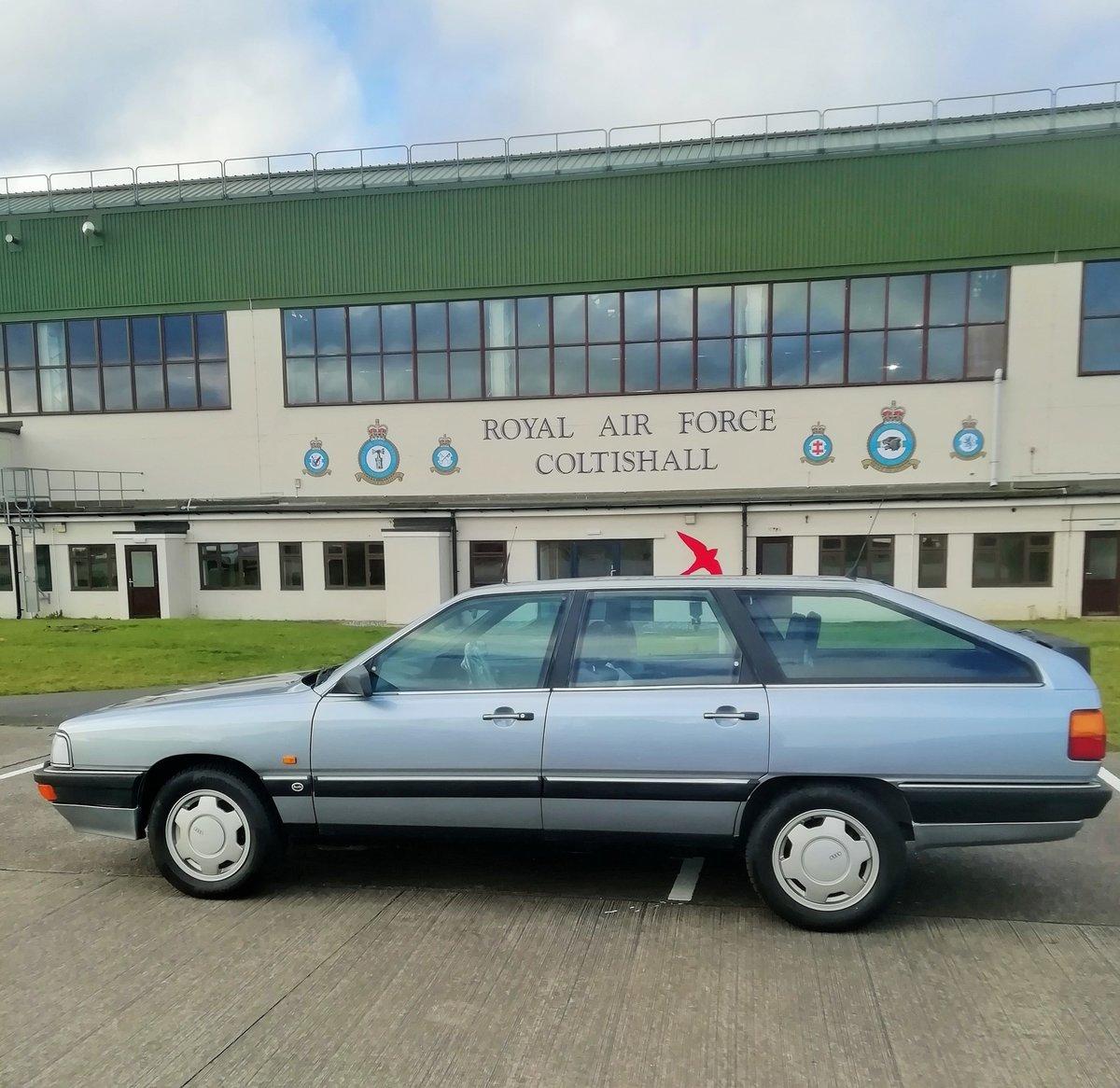 1986 Audi 200 avant quattro turbo ex John Haynes OBE For Sale (picture 2 of 6)