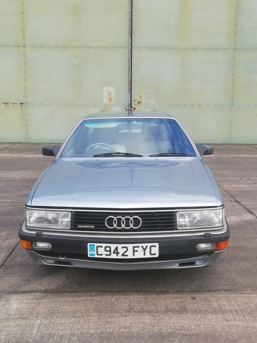 1986 Audi 200 avant quattro turbo ex John Haynes OBE For Sale (picture 3 of 6)