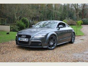 2012 Audi TT 2.0 TD Black Edition 2dr JUST ARRIVED, SPEC TO FOLLO