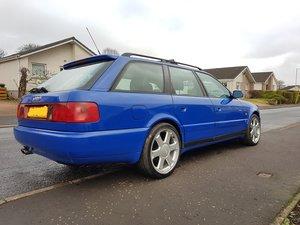 1997 Audi UrS6 Avant Quattro Plus Spec C4 turbo S6