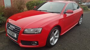 Picture of 2011 Audi A5 2.0 TDI 170 S LINE S/S Sportback Hatchback Manu For Sale