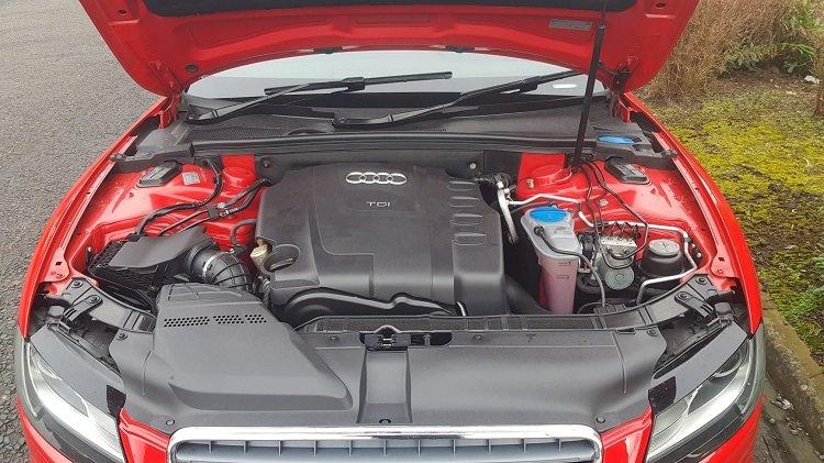 2011 Audi A5 2.0 TDI 170 S LINE S/S Sportback Hatchback Manu For Sale (picture 6 of 6)