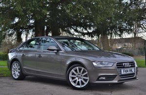 2014 Audi A4 1.8 TFSI SE Technik Automatic 17,700 miles from new!