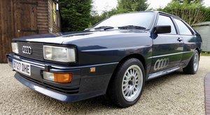 1984 Audi UR Quattro WR     (  Superb example )