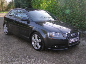 2008 Audi A3 2.0 TDI S line 3dr  For Sale