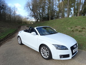 Picture of 2013 AUDI TT SPORT TFSI CONVERTIBLE SOLD