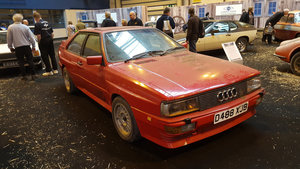 1987 Audi UR QUATTRO TURBO ***DEPOSIT TAKEN*** For Sale
