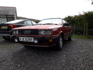 1982 Audi Coupe GT - Superb  For Sale