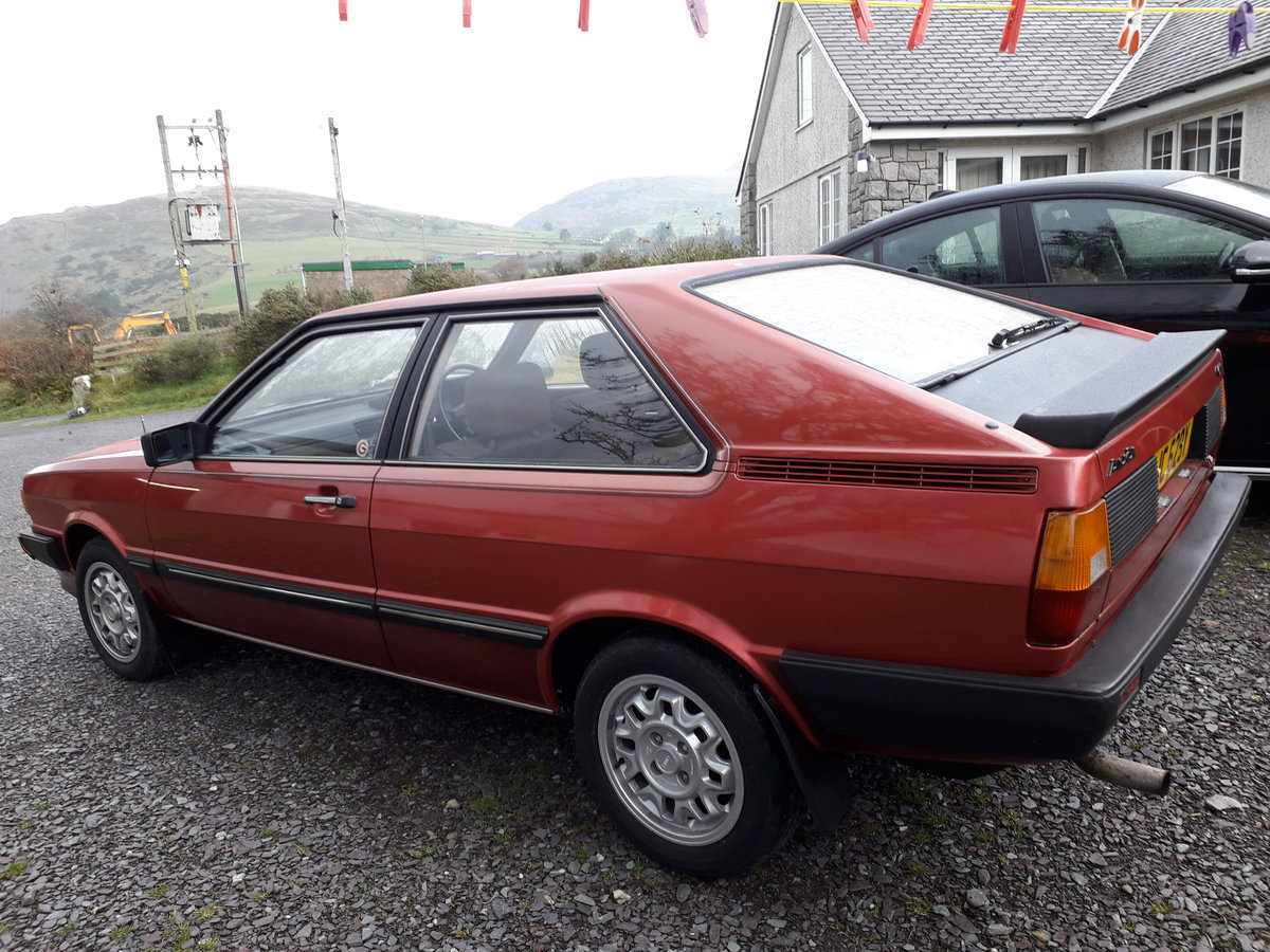 1982 Audi Coupe GT - Superb  SOLD (picture 3 of 3)