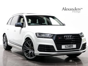 2017 17 17 AUDI SQ7 4.0 TDI V8 TIPTRONIC QUATTRO AUTO For Sale