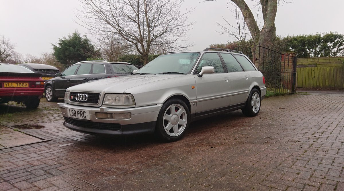 1994 Audi S2 Estate ABY For Sale (picture 1 of 6)