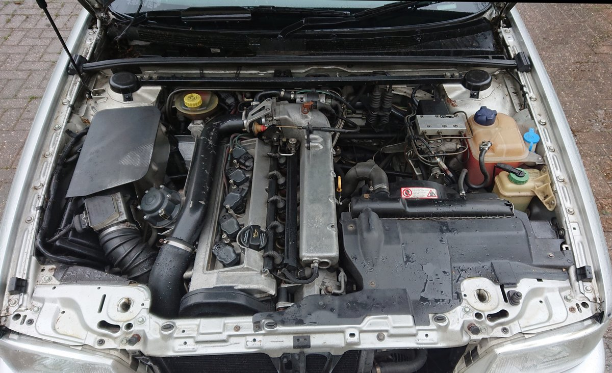 1994 Audi S2 Estate ABY For Sale (picture 2 of 6)