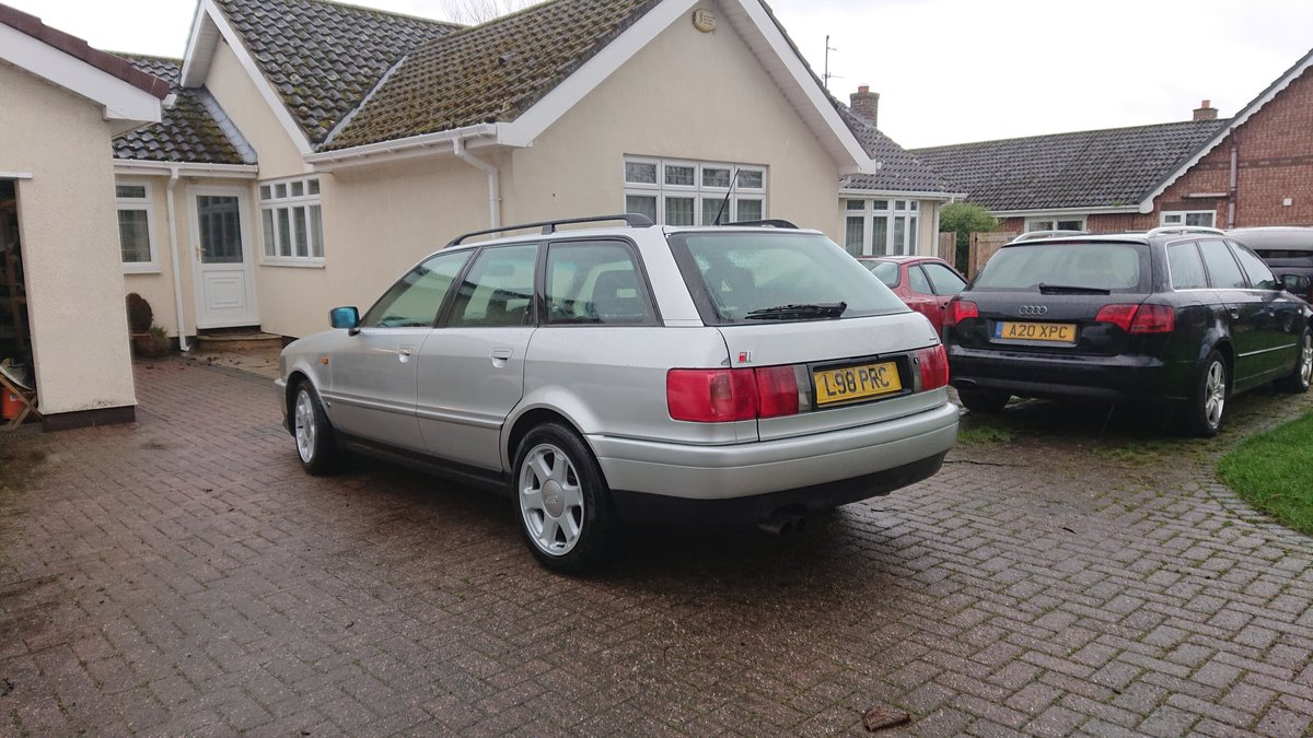 1994 Audi S2 Estate ABY For Sale (picture 4 of 6)