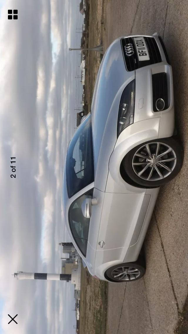 2011 Audi tt 2.0 tdi quattro For Sale (picture 1 of 6)