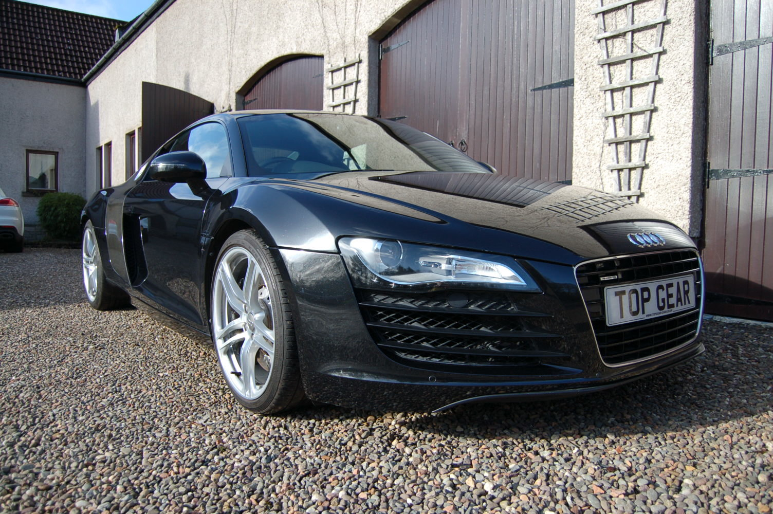 2008 Audi R8 Manual For Sale (picture 2 of 6)