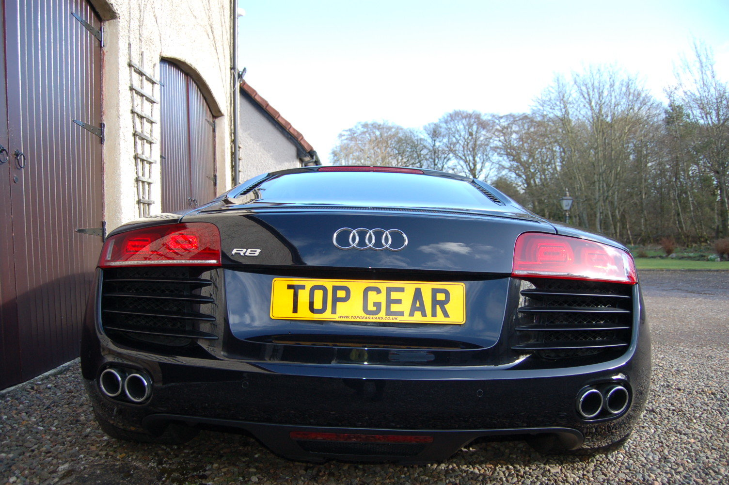 2008 Audi R8 Manual For Sale (picture 6 of 6)