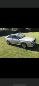 1985 Audi ur quattro For Sale