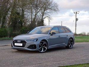 2020 Audi  RS4  TFSI QUATTRO AVANT NEW SHAPE AUTO  66,948