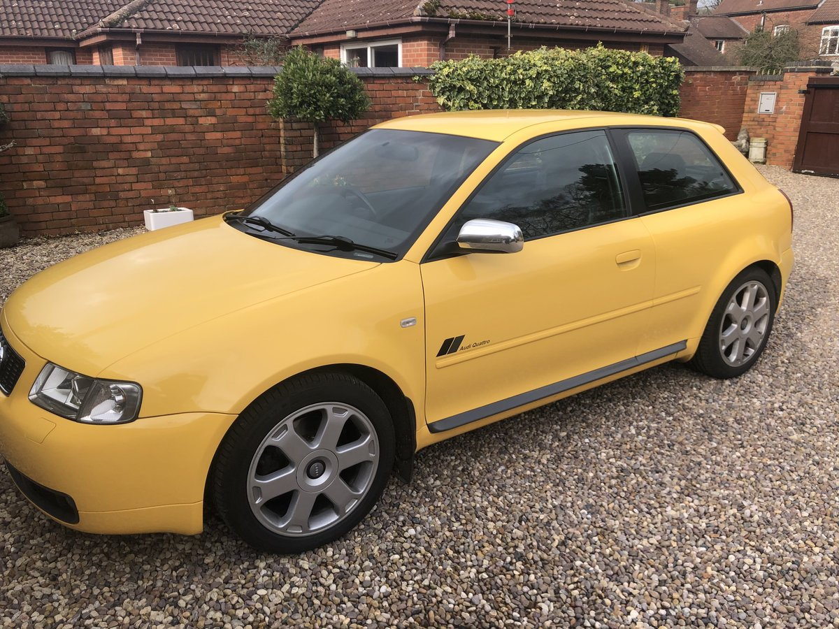 2000 Audi s3 As near original as you can get For Sale (picture 2 of 6)