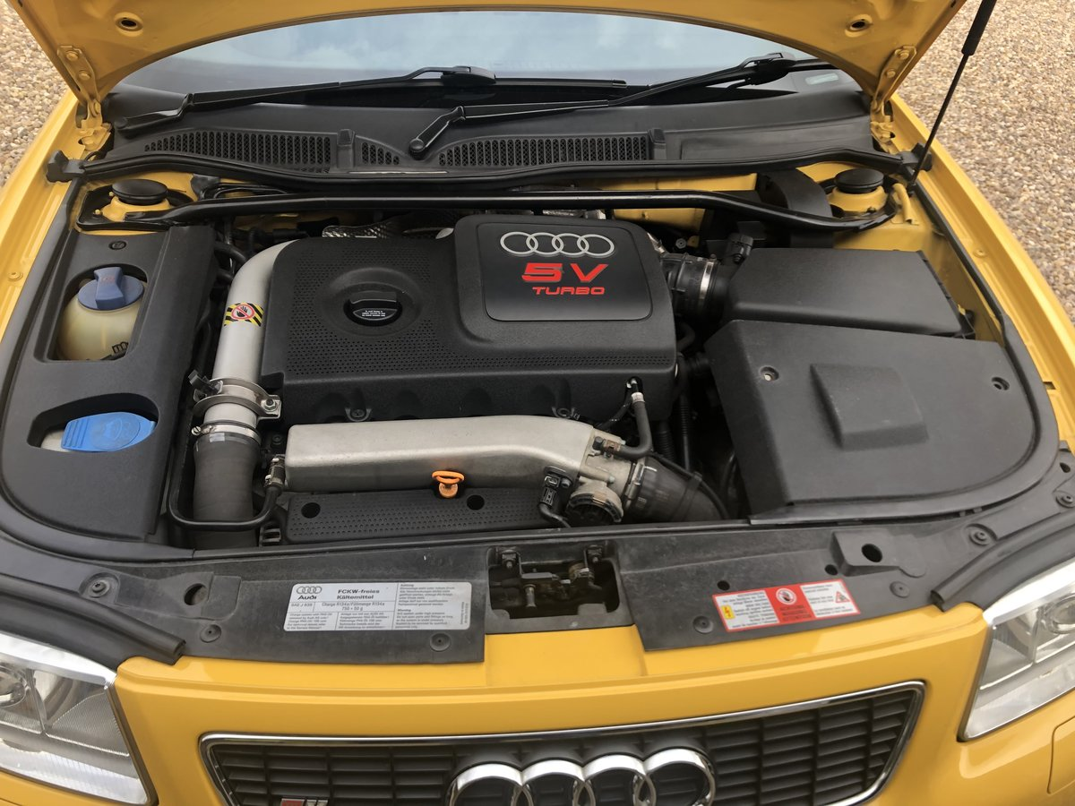 2000 Audi s3 As near original as you can get For Sale (picture 3 of 6)