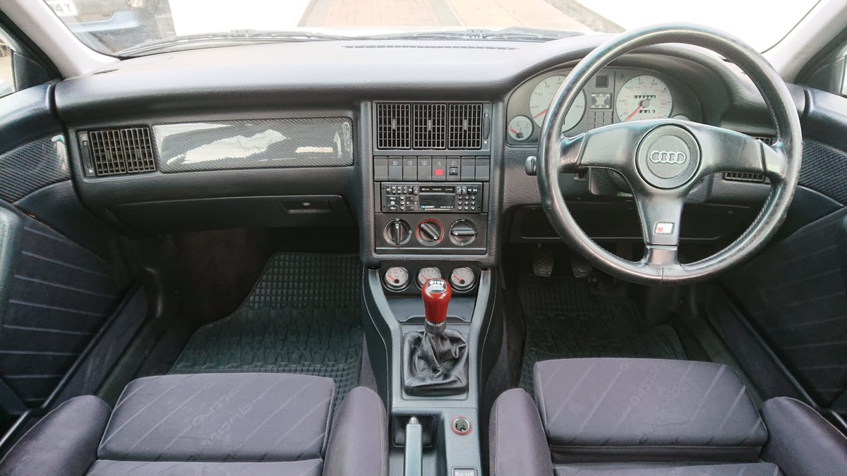 1994 Audi S2 Estate ABY For Sale (picture 6 of 6)