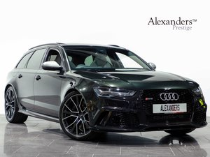 2018 18 67 AUDI RS6 PERFORMANCE AVANT 4.0T QUATTRO TIP AUTO For Sale